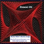 Rhodes Stitch Collection Element 10b