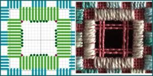 13 stitch dual