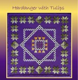 Hardanger with Tulips cover