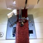 Stitching piping sleeve