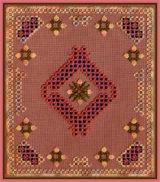 Late Autumn, Hardanger Design from Noelle Frances Designs